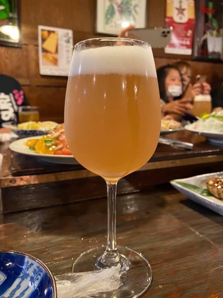 いちごビール 全開苺