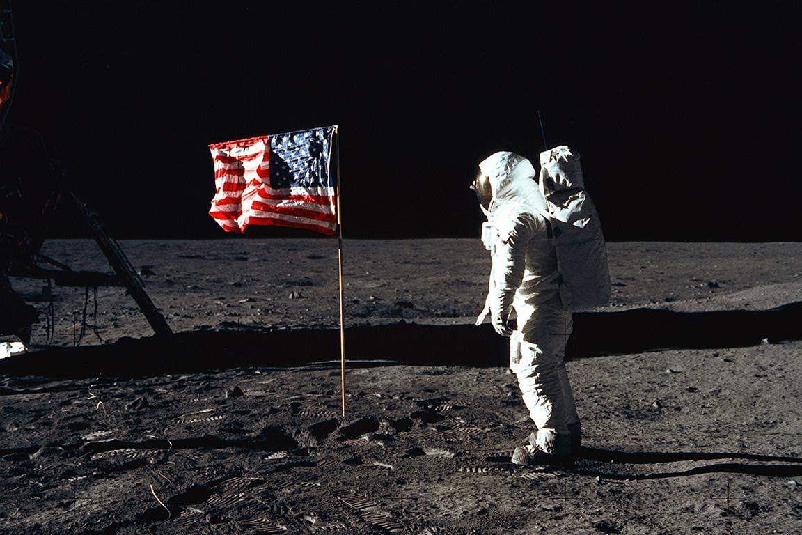 月面着陸の陰謀説について